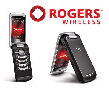 Rogers BlackBerry Pearl 8220